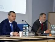 Panel dyskusyjny 14 września 2015 nt stanu i perspektyw polskiego przemysłu lotniczego